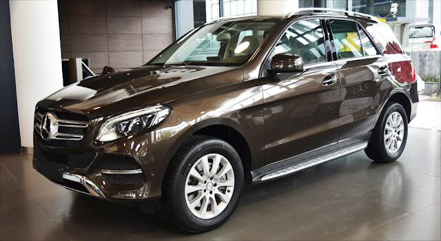 Mercedes GLE 400 4MATIC 2019 thiết kế thể thao mạnh mẽ