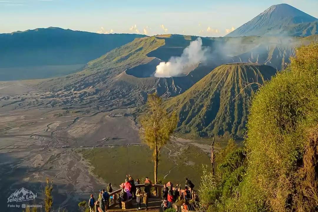 kecantikan Gunung Bromo Tengger Semeru