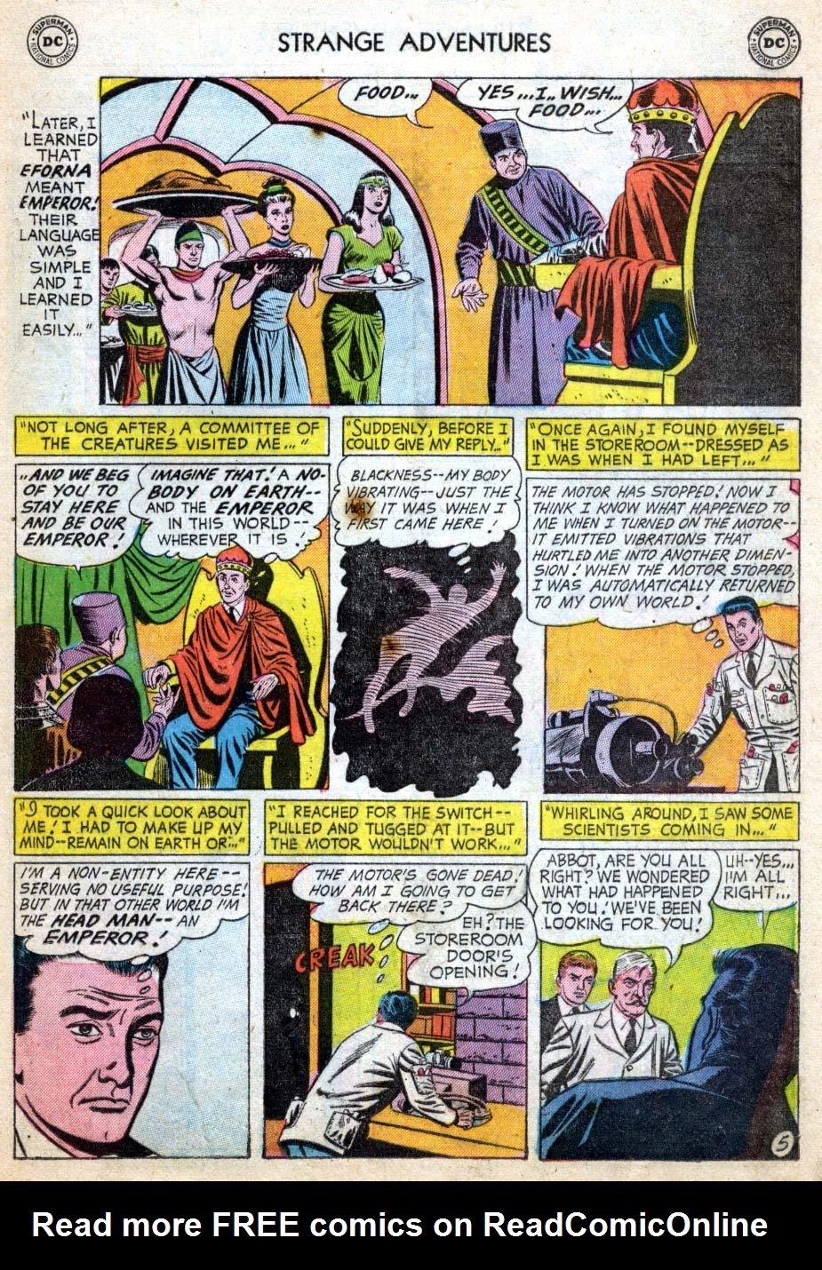 Strange Adventures (1950) issue 62 - Page 15