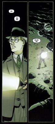 Providence el miedo que acecha alan Moore Jacen Burrows Lovecraft comic
