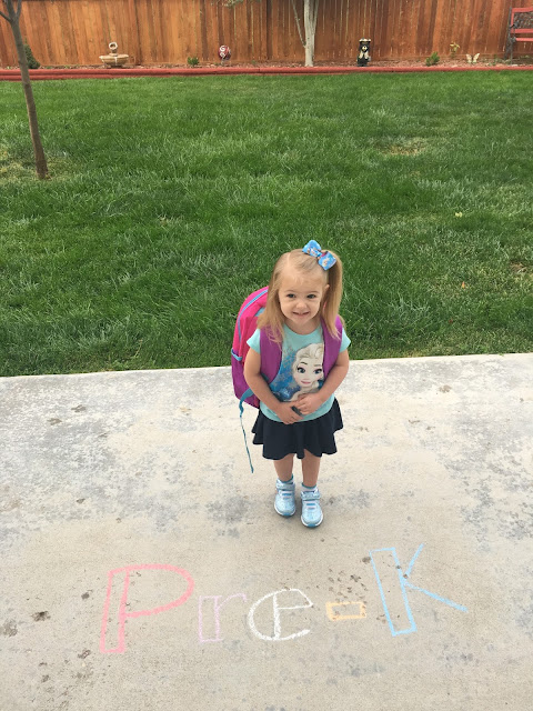 Preschool ideas, chalk boards, first day of school photos