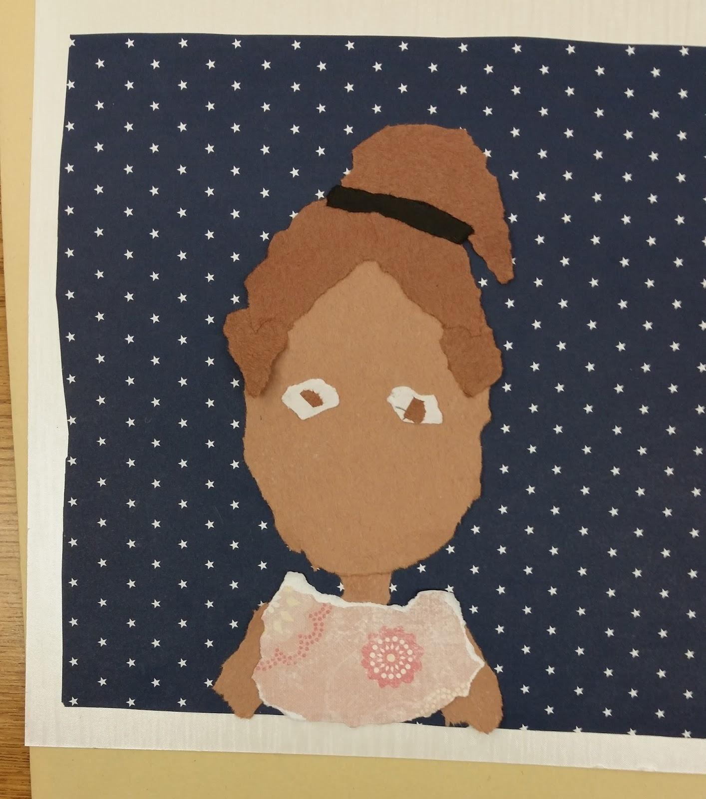 Welcome To Ms Wagner S Elementary Art Studio: The David Lubin Art Studio: Mini Selfies