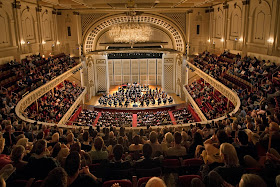 Music Hall, home of the Cincinnati Symphony Orchestra