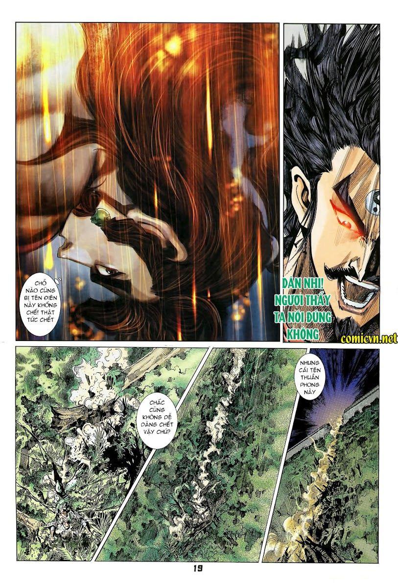 Đại Đường Uy Long chapter 88 trang 20