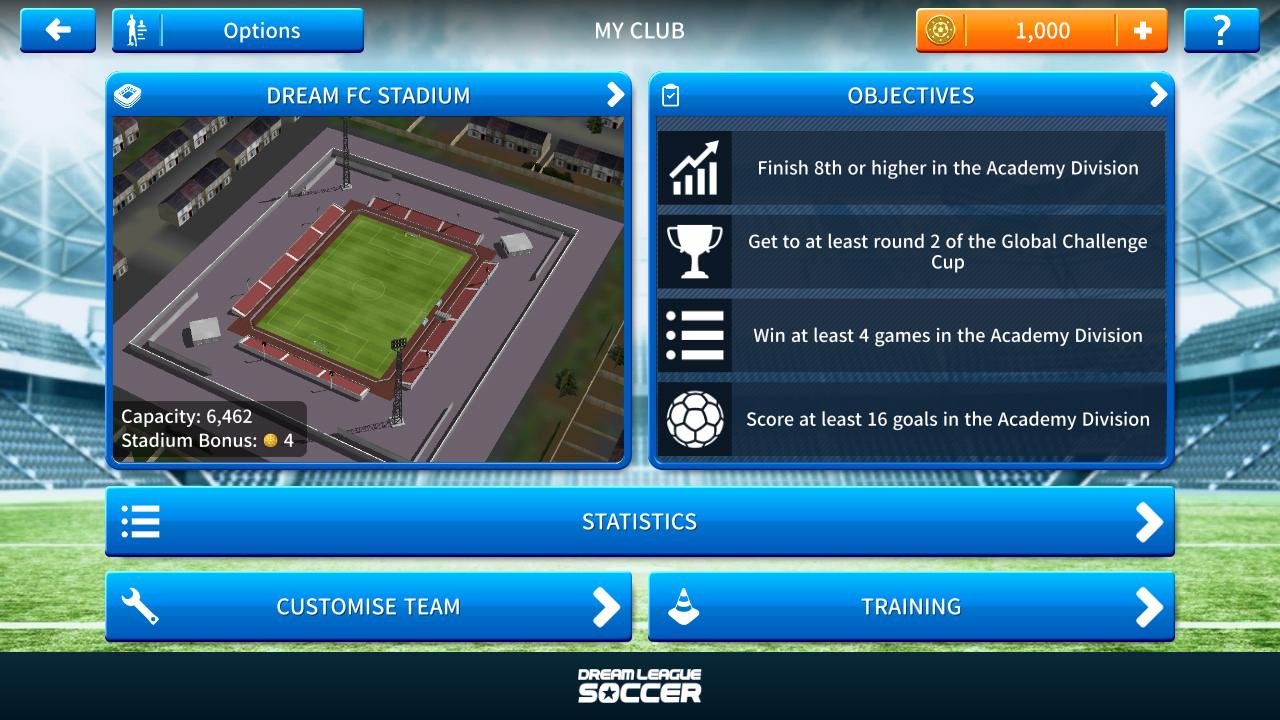 Dream League Soccer 2019 v6 13 APK Mod - OBB For Android