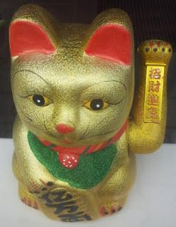 Japanische Winkekatze