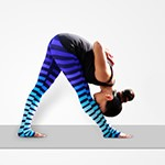 Intense Side Stretch Pose/Pyramid pose (Parsvottanasana)