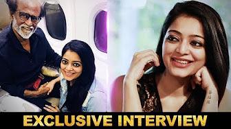 Janani reveals the secret behind Thalaivar Rajinikanth viral Photo | Actress Janani Iyer Interview