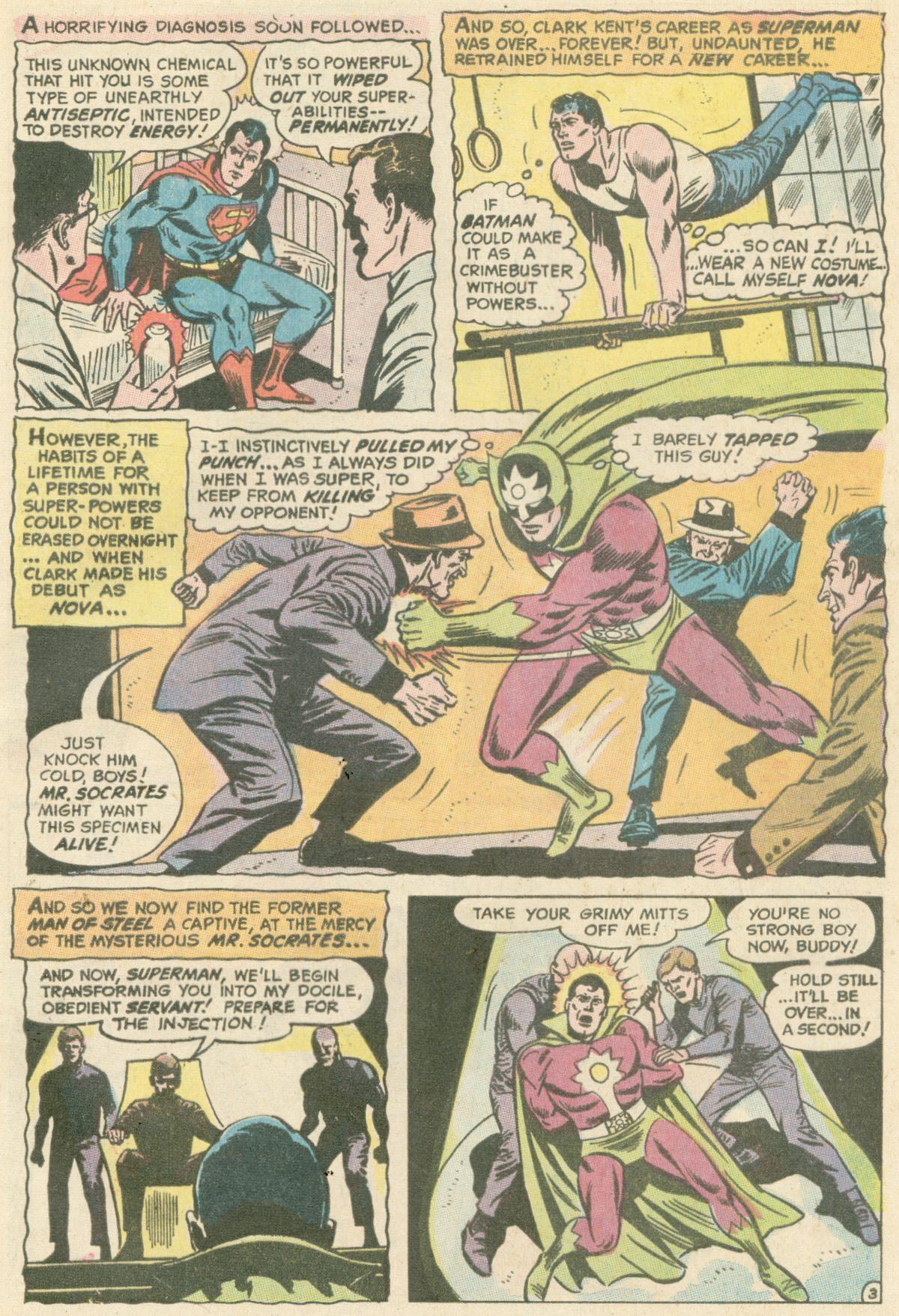 Read online World's Finest Comics comic -  Issue #180 - 5