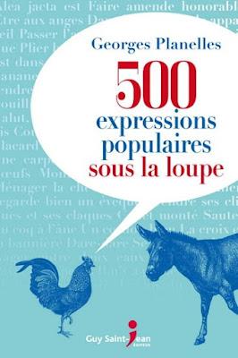 Télécharger Livre Gratuit 500 expressions populaires sous la loupe pdf