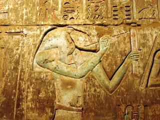 Az Atlantiszi Thoth smaragdtáblái: XI. Smaragdtábla - A fent és a lent kulcsa