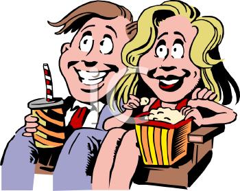 Gujarati Joke couple Watching Movie