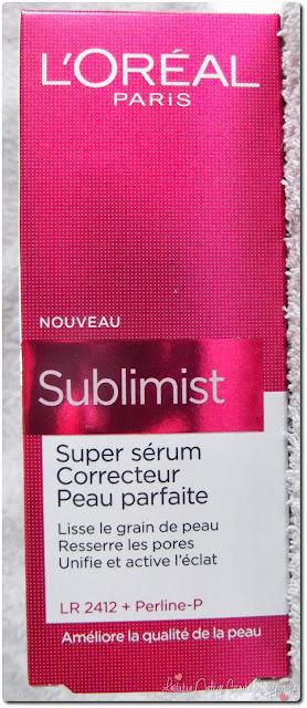 L'Oréal Sublimist Super Sérum Correcteur Peau Parfaite