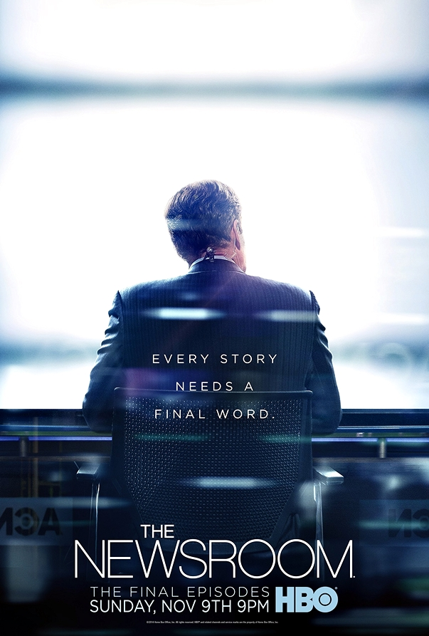 Póster: The Newsroom (2012-2014)