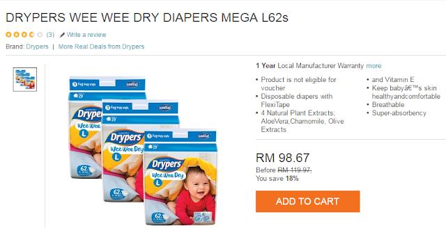 drypers wewedry