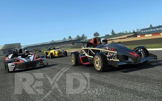 Real Racing 3 MOD Apk + obb for Android