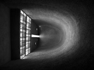 My Architectural Moleskine 174 Le Corbusier Chapel Of Notre