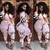 """Curvy Lady Cries Out - """"I'm Bored, I Need A Man In My Life"""" - Amazing Photos Of Her..."""