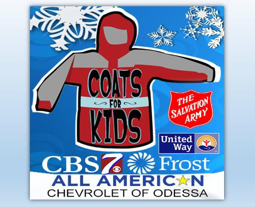 west texas missioner in the news 2017 coats for kids campaign. Black Bedroom Furniture Sets. Home Design Ideas
