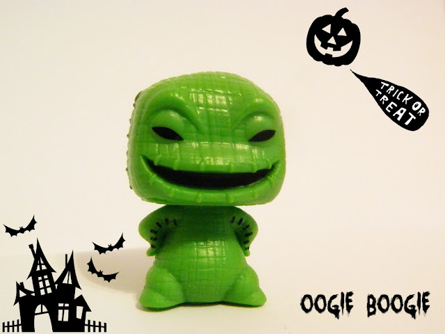 Oogie Boogie Pop Figure