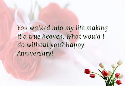 Happy Birthday Wishes And Quotes For the Love Ones: you walked into my life making it a true heaven.