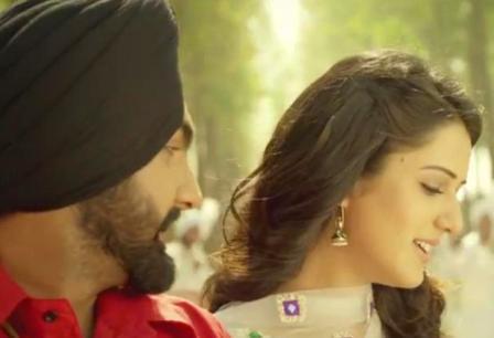 Nain Lyrics - Ardaas (2016) | Ammy Virk & Gurlez Akhtar