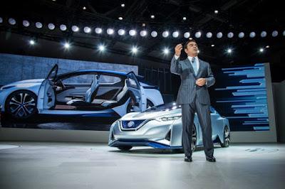 Nouvelle Nissan Leaf 2019, Prix, Photos, Date de sortie