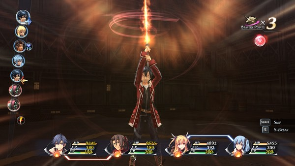 The Legend of Heroes Trails of Cold Steel II PC Full Version Screenshot 3