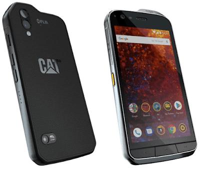 Анонси: Cat S61 - покращений смартфон з тепловізором