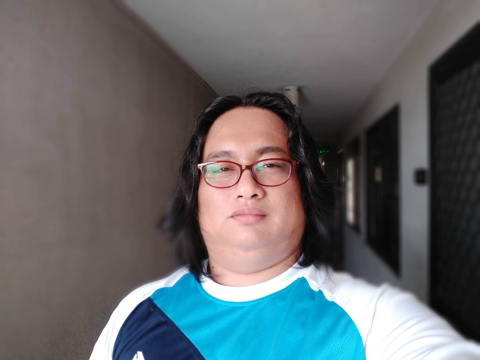 OPPO F3 Plus Camera Sample - Selfie with Blur Mode