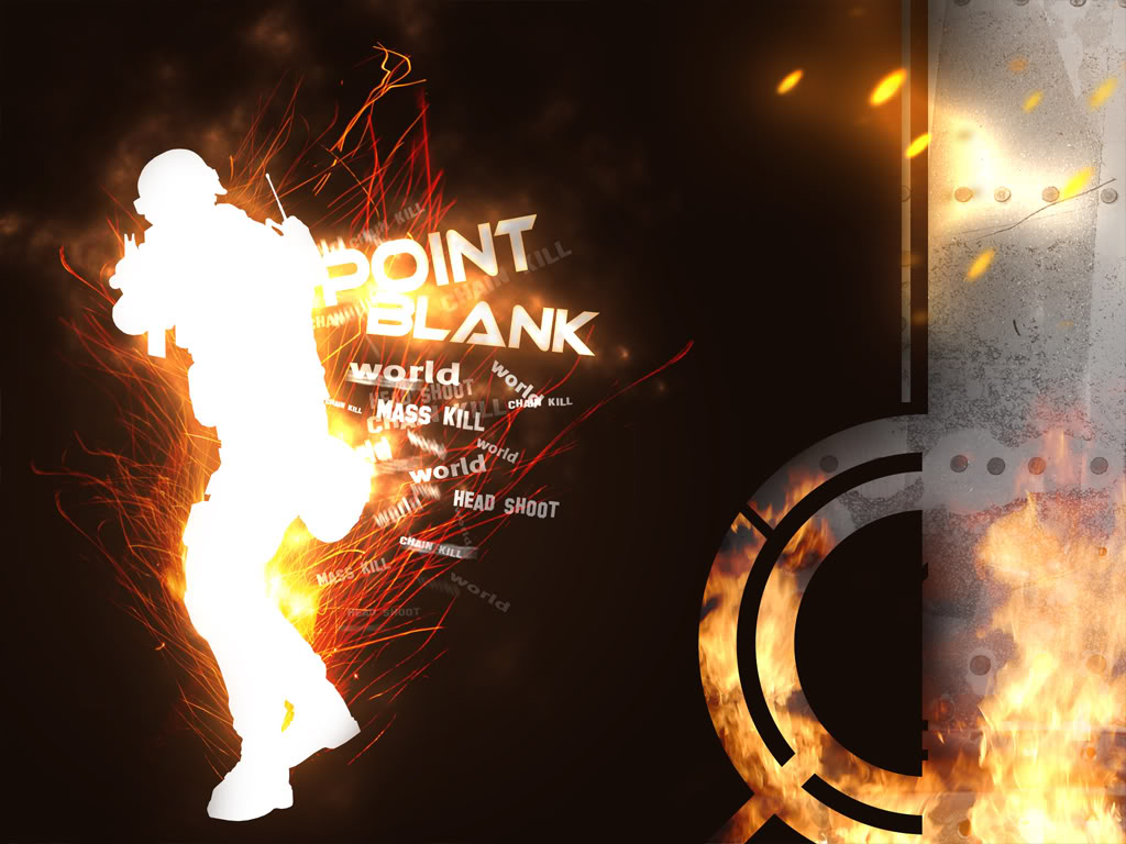 New Point Blank Wallpaper | Wallpaperholic