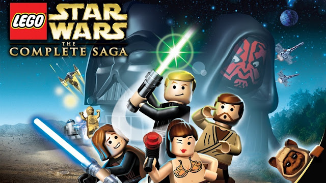 Free Download Game LEGO Star Wars The Complete Saga for Computer PC or Laptop