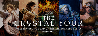 The Crystal Tour banner