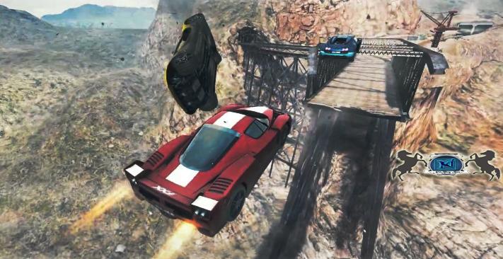 Asphalt 8 Airborne -ScreenShot