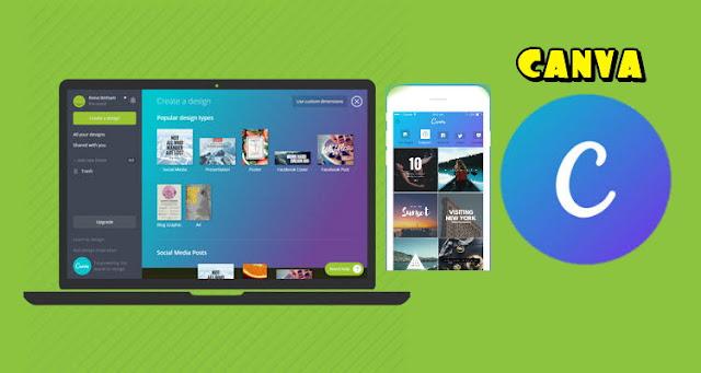 Download Aplikasi Canva Update.Apk
