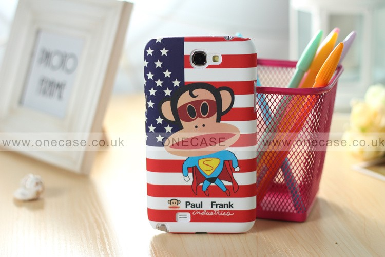 Fashion iphone 5 case: Why not choose a Paul Frank Samsung