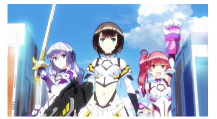 Download Anime Ragnastrike Angels Episode 6 [Subtitle Indonesia]