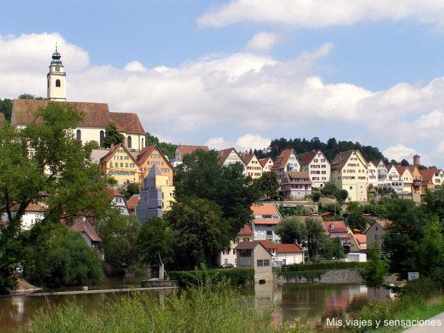 Horb am Neckar, Selva Negra