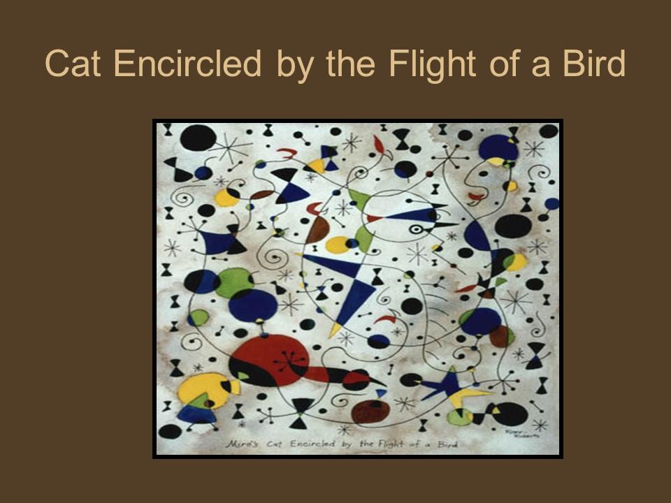 Art Lit James Templeton Joan Miro