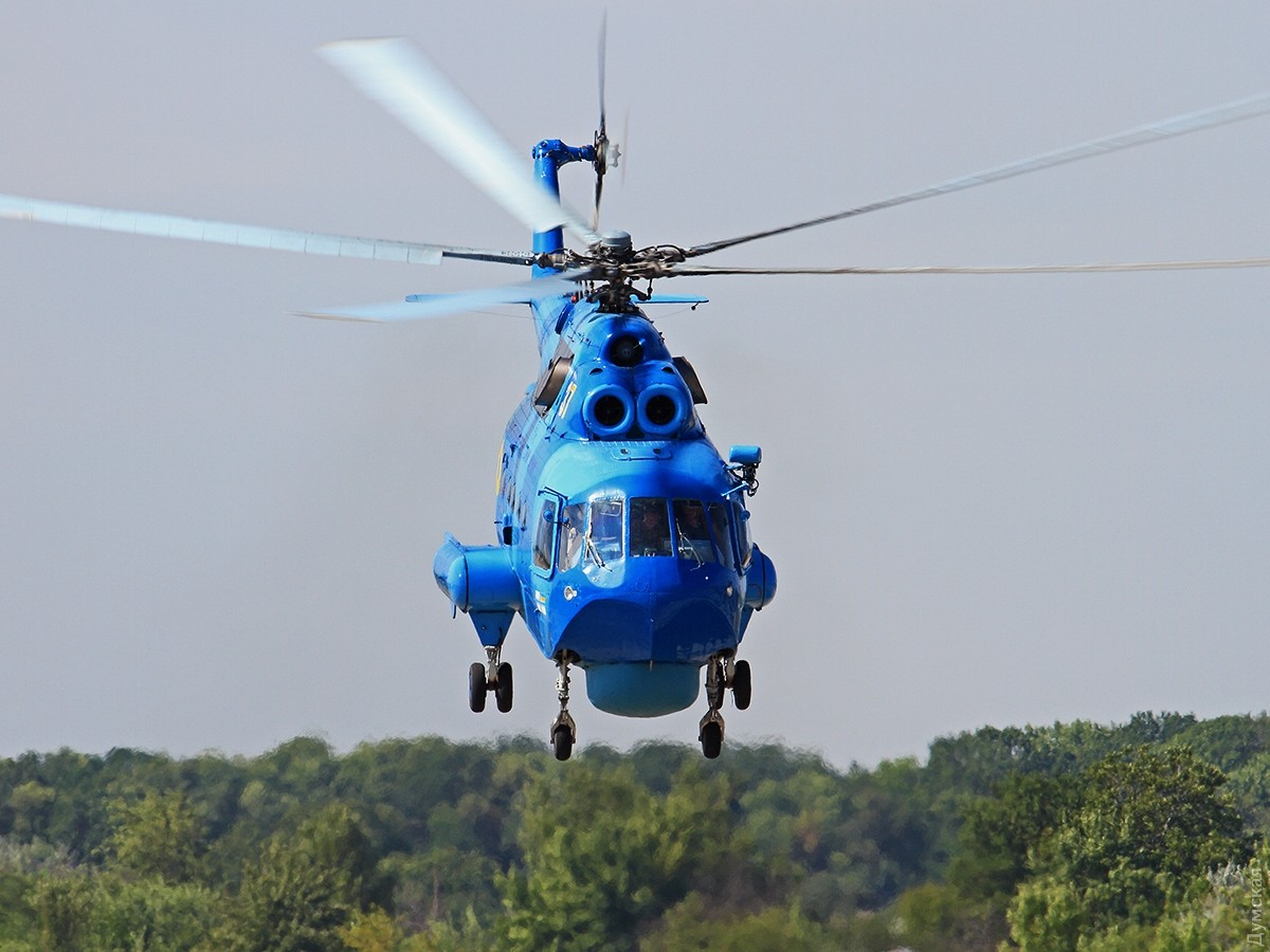 Сакська морська авіаційна бригада: три роки після Криму