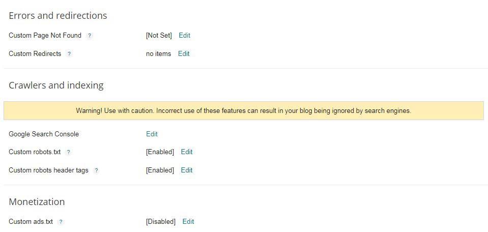 Kini Blogger Sudah Support Ads.txt