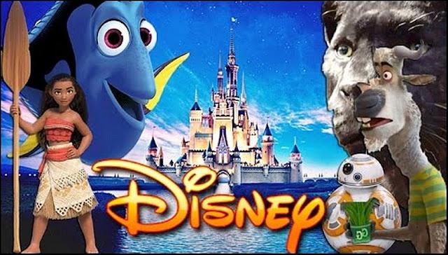 Disney fatura 7 bilhoes em um ano