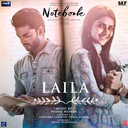 Laila - Notebook (2019)