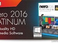 Download Nero 2016 Platinum v17 With Crack