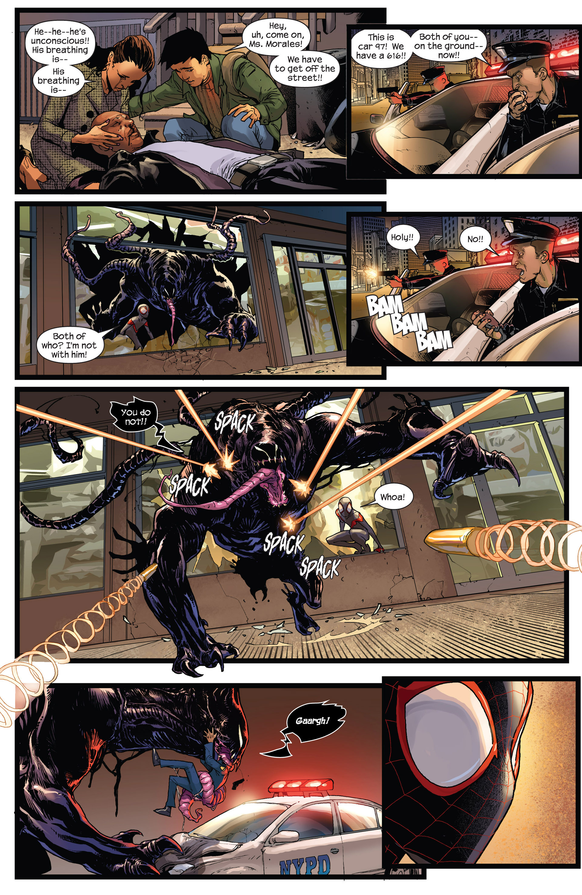 Read online Ultimate Comics Spider-Man (2011) comic -  Issue #20 - 13