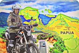 Jokowi Akui Beratnya Percepatan Pembangunan Jalan Trans Papua