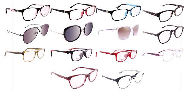 pilihan freme kacamata di optik tunggal