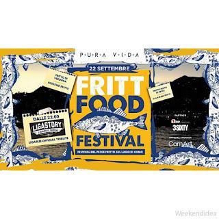 Fritt Food Festival 22 settembre Como