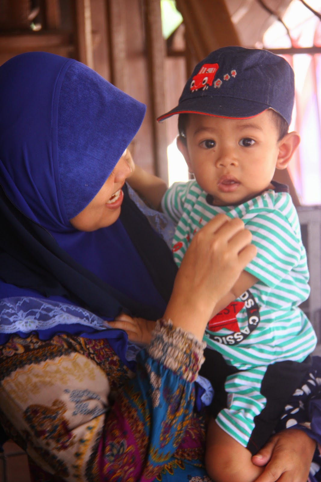 Ummi dan Hafiz