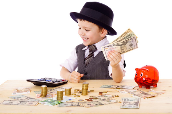Seven Mistakes When Teaching Your Kids About Money